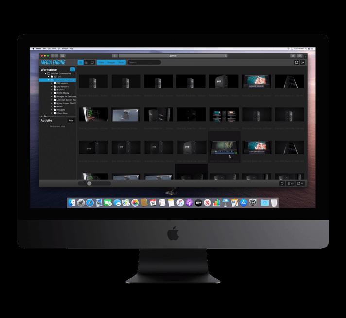 Jellyfish Media Engine