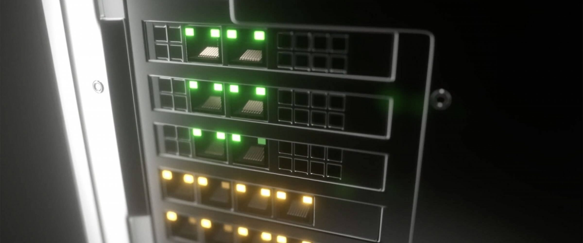 10GbE and 1GbE Ethernet Ports