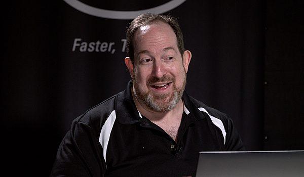 faster together 2018 Jeff Greenberg Resolve