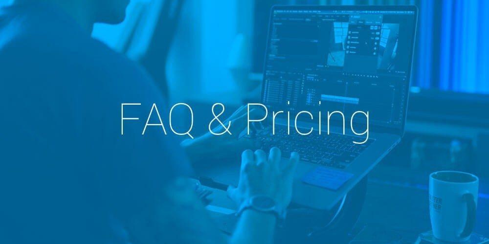 FAQ Pricing